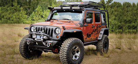 Rugged Ride by Rugged Ridge Parts For Jeep Vehicles Quadratec