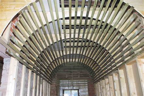 Barrel Vaulted Ceilings by Barrel Vaulted Ceiling Framing Contractor Talk