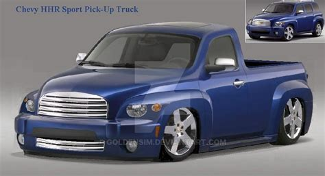 chevy hhr autos price release date and rumors
