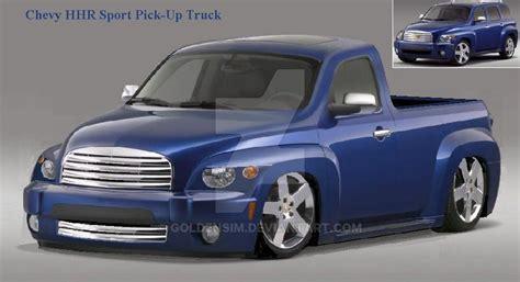 Chevrolet Hhr Chevy Hhr Autos Price Release Date And Rumors