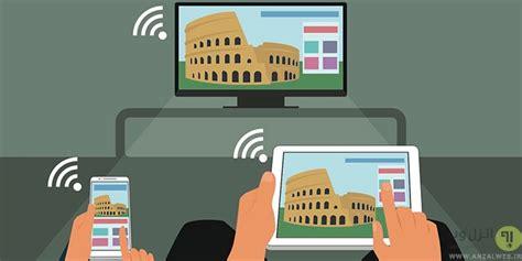 how to connect android to tv 3 روش اتصال گوشی اندروید به تلویزیون دنیای اندروید را از قاب تلویزیون تماشا کنید انزل وب