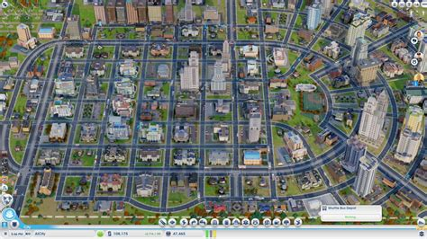 image gallery simcity 2013 layout simcity 2013 road system arced roads computer game