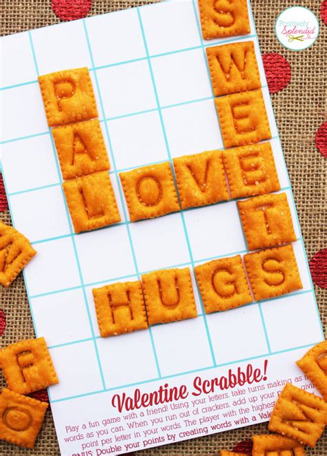 edible scrabble edible scrabble valentines with free printables