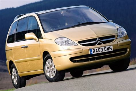 Citroen C8 by Citro 235 N C8 Estate Review 2003 2010 Parkers