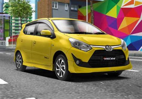 New Toyota Agya 1 0 G A T Kaskus spesifikasi toyota agya 2017 alif rent car bogor