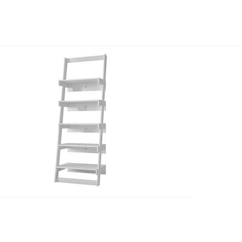 Manhattan Comfort Carpina Brilliant 24 8 In W X 15 35 In Decorative Ladder Shelves