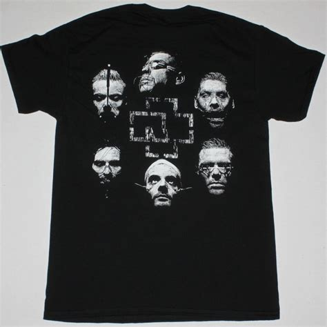 Tshirt Rammstein rammstein sehnsucht new black t shirt best rock t shirts