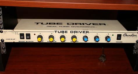 Chandler Driver Rack by Chandler Real Overdrive Driver Rack W Gt Groove