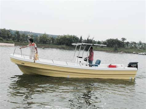 panga style boat 26 includes global shipping