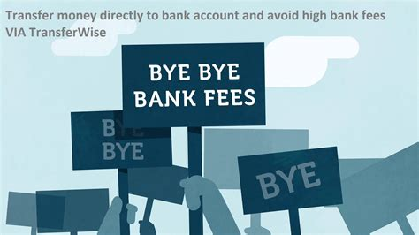 transfer money bank transferwise transfer money and avoid high bank fees
