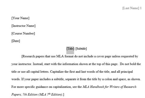 mla research paper template what the what word has an mla template elearning