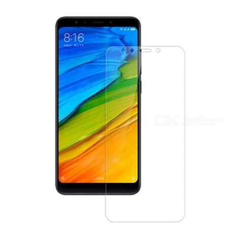 Tempered Glass Screen Guard Redmi 5 Plus naxtop tempered glass screen protector for xiaomi redmi 5