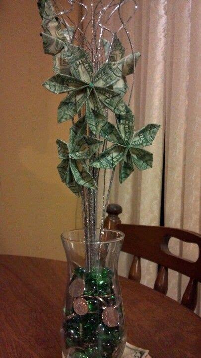 Money tree gift   DIY Ideas   Gifts, Money bouquet, Golf gifts