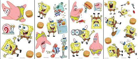 Spongebob Wall Stickers spongebob wall decals roselawnlutheran
