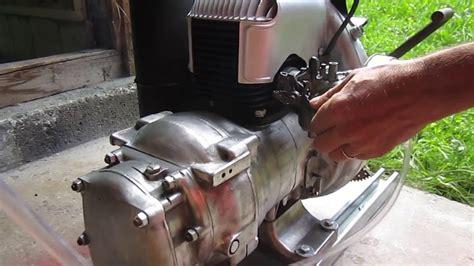 Sachs Motor Restaurieren by Sachs Stamo 281 Erster Probelauf Nach Restauration