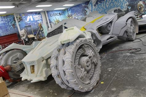 batman real car west coast customs to unveil the ultimate dog cart