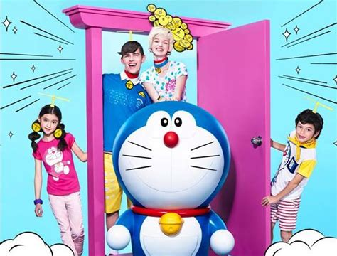 Dsdr16 Dress Doraemon And Friends we re so excited about this doraemon collection of clothes