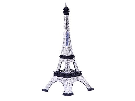 Paris Home Decor Accessories Mini Swarovski Eiffel Tower Merci Gustave Ahalife