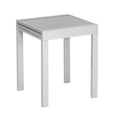 table jardin aluminium extensible 1706 catgorie table de jardin du guide et comparateur d achat