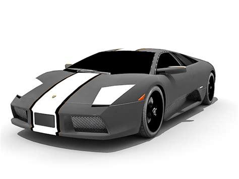 Lamborghini Murcielago Models Lamborghini Murci 233 Lago 3d Model 3ds Max Files Free