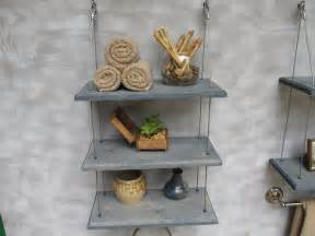 Bathroom shelves floating shelves industrial shelves bathroom decor