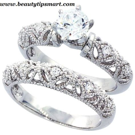Beautiful Silver Engagement Rings 2018