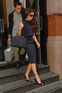 Victoria beckham fashion this dress can hide a too small or large bust