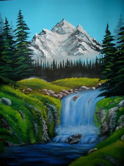 25 best ideas about mountain scenery of mountains painting www pixshark images