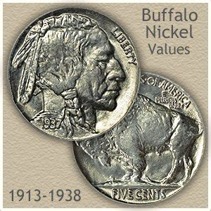 buffalo nickel value discovery