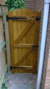 Home garden gates wooden garden gates 900mm full wooden garden gates