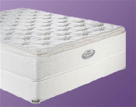 simmons beautyrest classic pillow top mattress set king