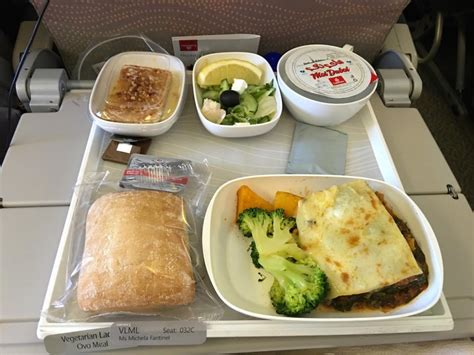 airasia order food around the world in airline meals frugal first class travel