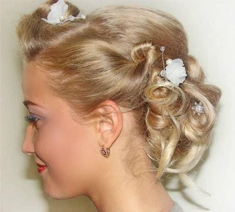Brautfrisur Kinnlange Haare brautfrisuren kinnlange haare