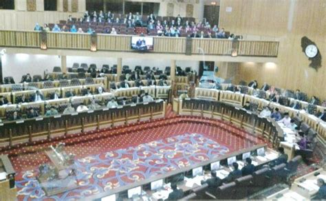 Speaker Dalam Masjid speaker dun terengganu bias tidak beri ruang kepada usul masjid runtuh buletinonline net
