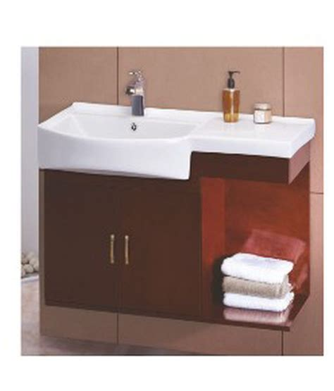 wash basin with cabinet buy online buy cera cabinet 1035 online at low price in snapdeal