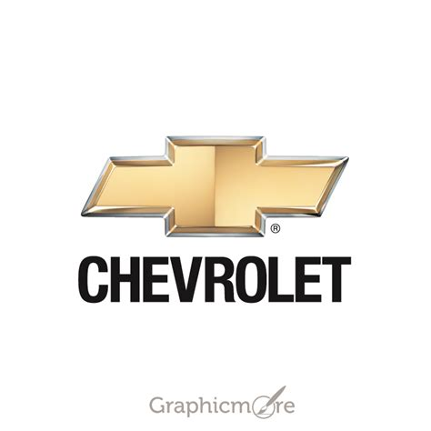 logo chevrolet vector chevrolet logo design free vector file graphicmore