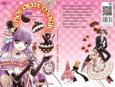 anime genre magic indo chocolat no mahou chocolate magic subtitle indonesia
