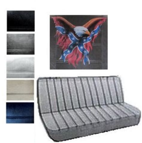 american flag bench seat covers confederate flag seat cover confederate flag
