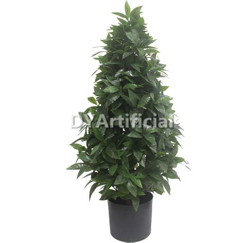 90cm artificial cone shape outdoor bay tree dongyi