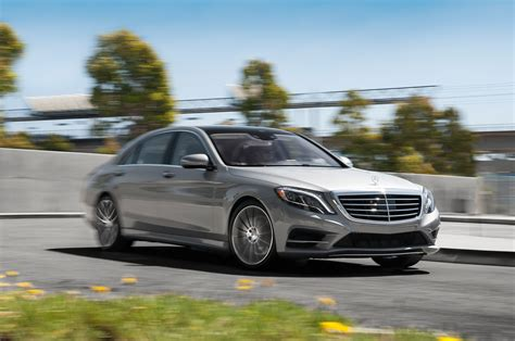 Mercedes S550 4matic by 2014 Mercedes S550 4matic Promo Photo 23