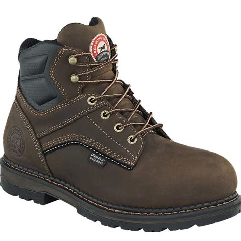wing setter boots setter s 6 in eh aluminum toe boots by wing
