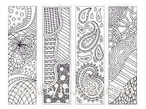 bookmarks to color bookmark coloring pages coloring home