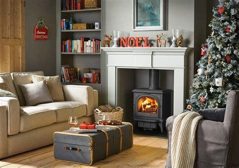 dress  fireplace  impress  christmas stovax