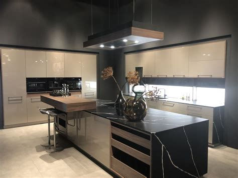 mobile island kitchen 2018 eurocucina 2018 shows new trends for modern and luxury kitchens