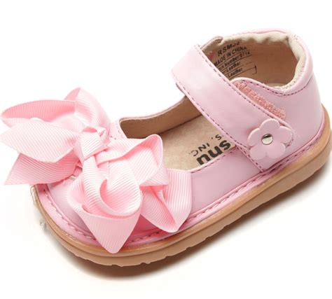 shoes for toddlers ready set w bow toddler squeaky shoes