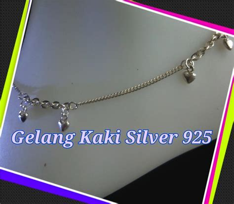 Gelang Kaki By Mds Shop special price gelang k end 1 4 2018 8 15 pm