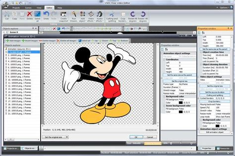 picture creator vsdc free editor free and software