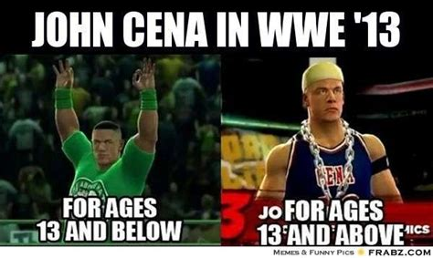 Meme Cena - 50 best john cena memes of all time