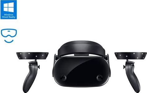Headset Samsung Chat samsung odyssey mixed reality headset with controllers for compatible windows pcs black xe800zaa