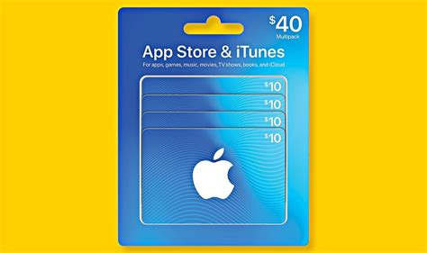 Can You Buy 10 Itunes Gift Cards - get a 4 pack of 10 itunes gift card for just 34 today only